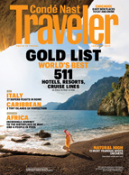 Conde Nast Traveler January 2012